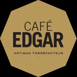 CAFÉ EDGAR logo